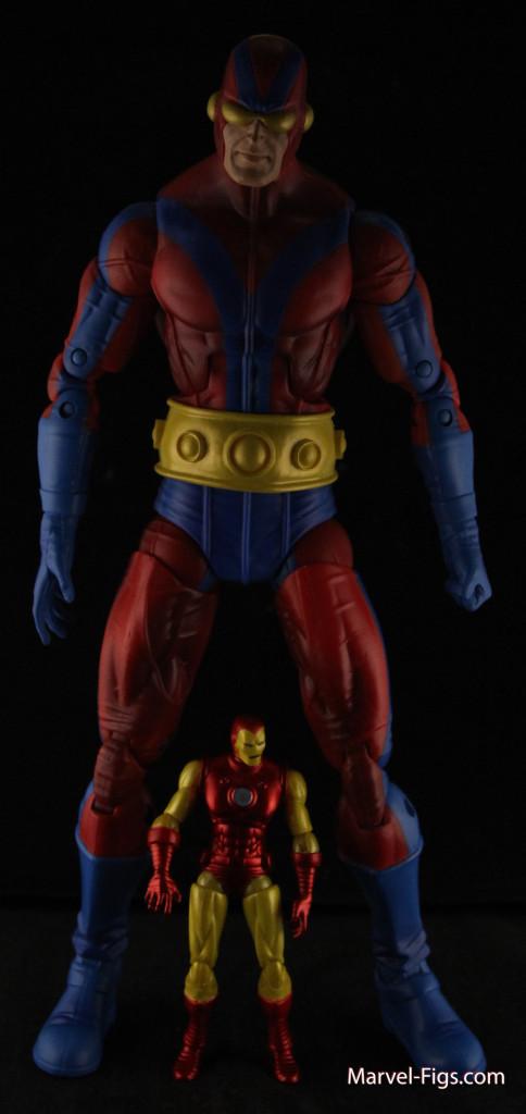 MU Giant Man and Iron Man